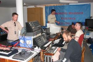 Elektronicznny Woodstock 2005, Kruszwica
